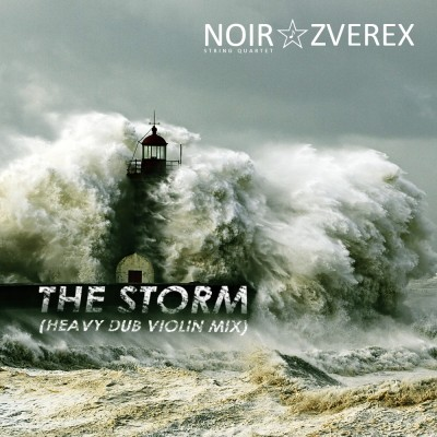 "Noir String Quartet & Zverex meet Vivaldi ""The Storm"" (Heavy dubstep violin mix)"